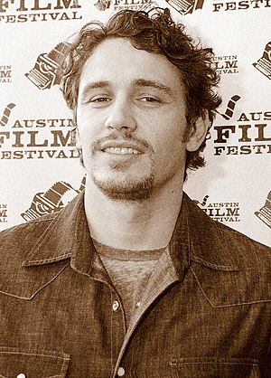 "Collapse into Now - American actor James Franco directed one of the music videos for ""Blue""."