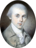 James Madison, by Charles Willson Peale, 1783