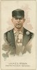 James Ryan, Chicago White Stockings, baseball card portrait LCCN2007680729.tif