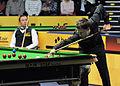James Wattana and Judd Trump at Snooker German Masters (DerHexer) 2013-01-30 02.jpg
