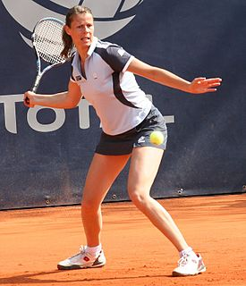 Jana Kandarr German tennis player