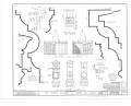 Jansonist Colony, Steeple Building, Main and Bishop Hill Streets, Bishop Hill, Henry County, IL HABS ILL,37-BISH,1- (sheet 5 of 6).png