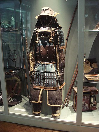 Orbigny-Bernon Museum - Image: Japanese artifacts of the Chassiron collection at Orbigny Bernon Museum La Rochelle