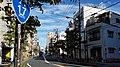 Japanese national route 17 Nishikata Bunkyo Tokyo 20170921 073841.jpg