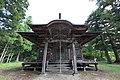 Japanese traditional style temple 卍岳観世音(まんじだけかんぜおん).jpg