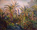 Jardin à Bordighera, impression de matin -- Claude Monet, 1884, Hermitage.jpg