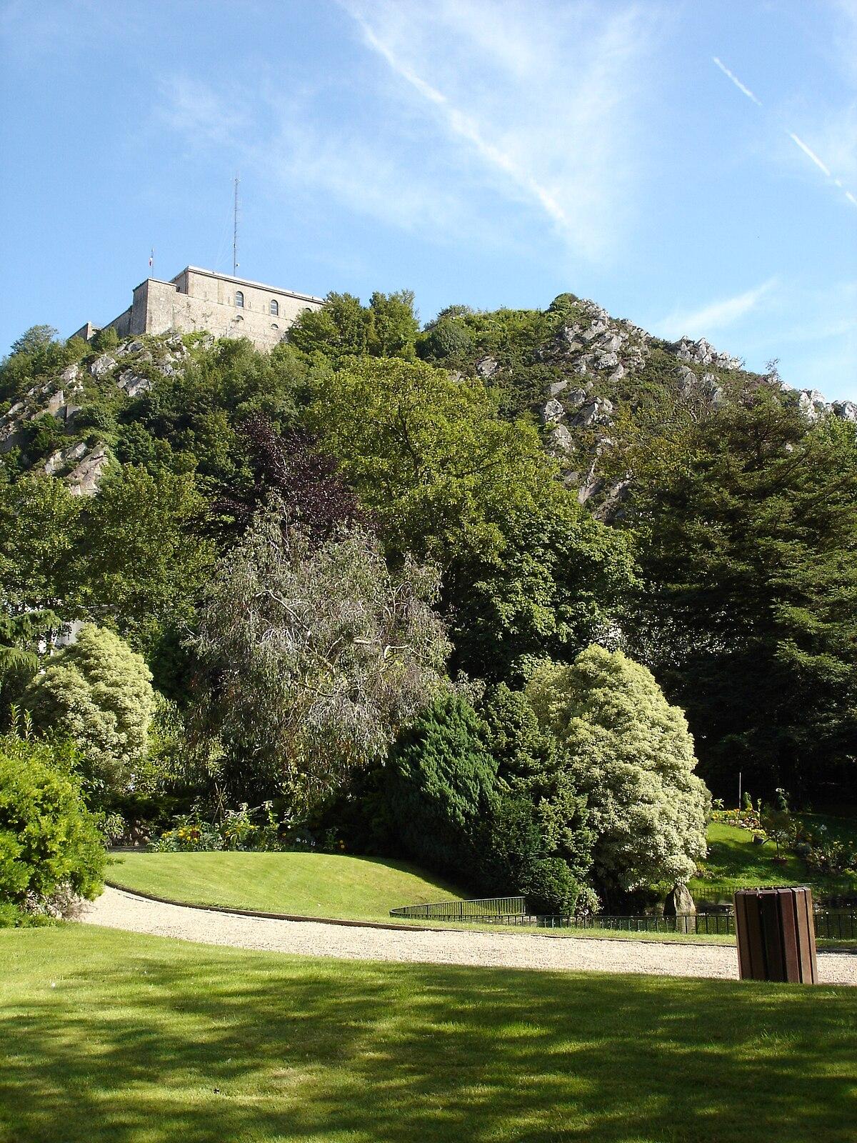 Jardin public de cherbourg wikip dia for Jardin public