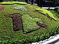Jardines en la avenida 6 de agosto, La Paz - panoramio.jpg
