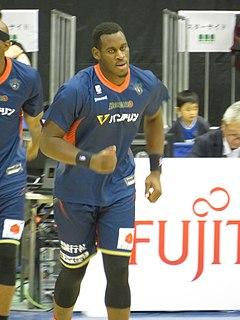 Javon McCrea American basketball player