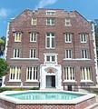 Jax FL Waters College Admin Bldg sq pano02.jpg