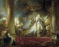 Jean-Honoré Fragonard - El sacrificio de Caliroe - Google Art Project.jpg