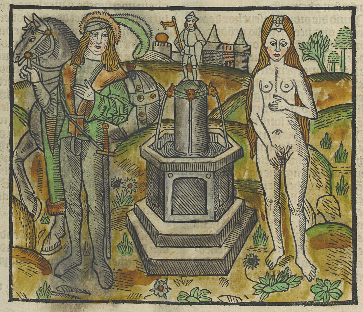 Histoire de la belle m lusine wikip dia for Histoire des jardins wikipedia