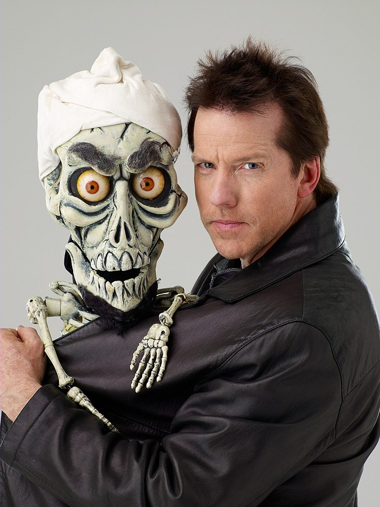 Jeff Dunham And Wife Food Network
