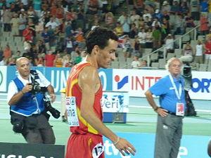 Jesús España - Jesús España at the 2010 European Athletics Championships