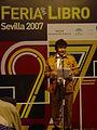 Jesús Quintero en Feria del Libro Sevilla 2007 (2).JPG
