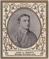 Jesse C. Burkett, Worcester Team, baseball card portrait LCCN2007683856.jpg