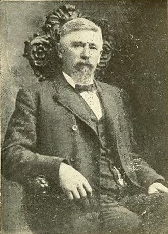 McNeill's Rangers - Jesse Cunningham McNeill after the War