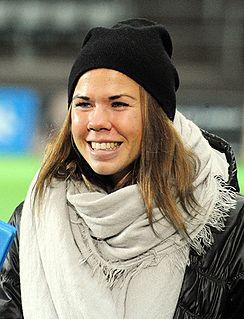 Jessica Samuelsson (footballer) association football player