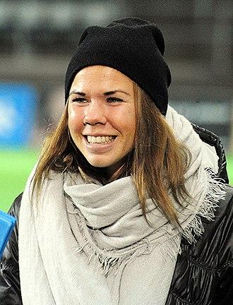 Jessica Samuelsson (footballer) - Samuelsson in 2014