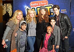 Jessie TV Show Cast