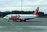 G-CELO - B733 - Jet2