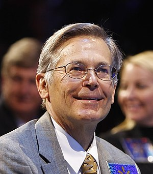 Jim Walton - Jim Walton attends the 2011 Walmart Shareholders Meeting