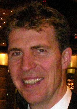 Stynes in 2008