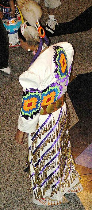 Jingle dress - A contemporary jingle dress