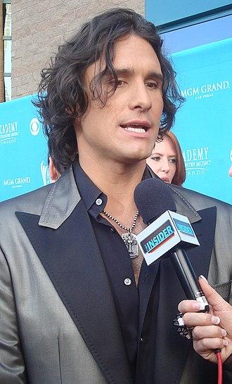 Joe Nichols - Nichols in April 2010