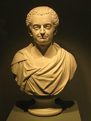 Johann Peter Melchior - Bust of Maximilian von Montgelas by Johann Peter Melchior