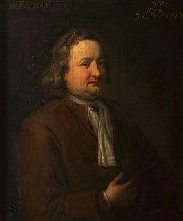 John Bagford British antiquarian