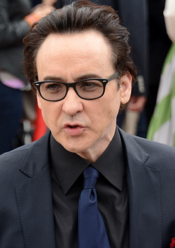 John Cusack Cannes 2014