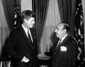John F. Kennedy with Anthony Celebrezze.jpg