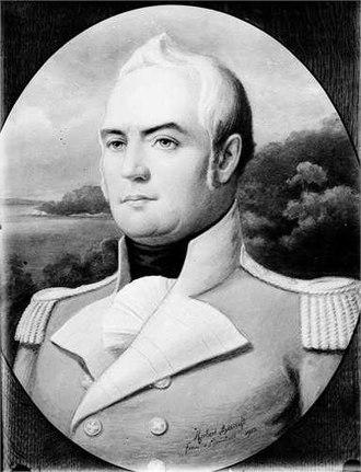 John Harris (Australian settler) - John Harris  (1754 – 27 April 1838)