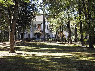 National Register of Historic Places listings in Burke County, Georgia - Image: John James Jones House