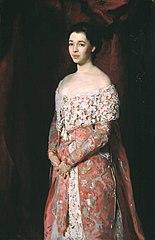 Portrait of Mrs. Leopold Hirsch