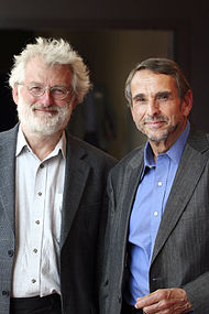 John Sulston and John Harris.jpg