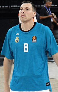 Lithuanian professional basketball player
