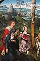 Joos van cleve, trittico della crocifissione tra i committenti inginocchiati, 1500-1550 ca. 04.JPG