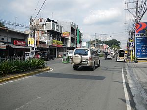 San Pablo, Laguna - Center of San Pablo City