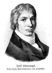 Joseph Schreyvogel (Quelle: Wikimedia)