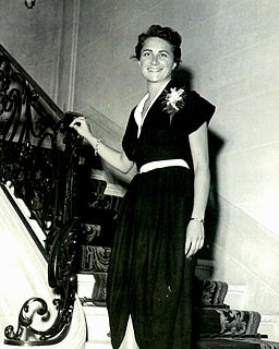 Marie-Jacques Perrier Fashion journalist and singer