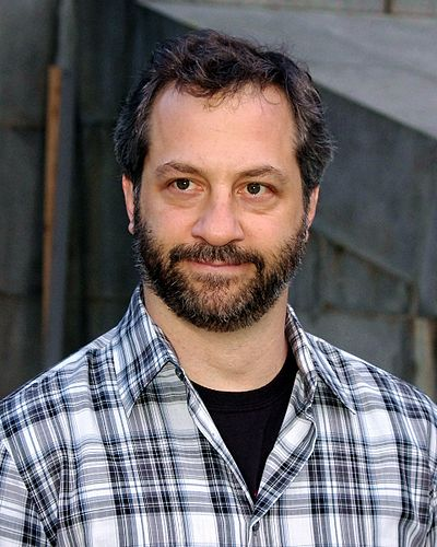 Picture of an author: Judd Apatow