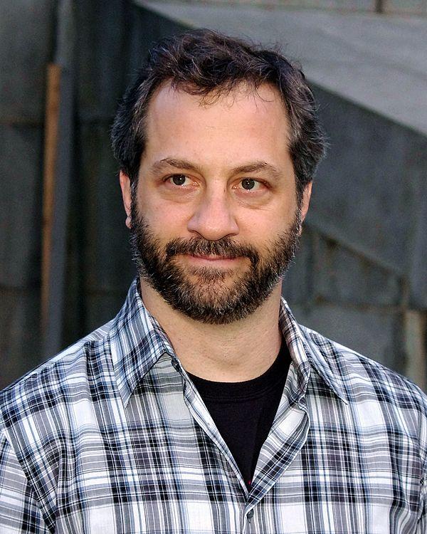 Photo Judd Apatow via Wikidata