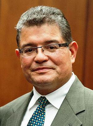 Ruben Castillo (judge) - Image: Judge Ruben Castillo