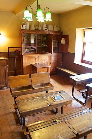 Judges' Lodgings, Lancaster - Classroom