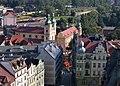 Kłodzko - Widok z twierdzy na miasto.jpg