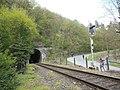 Křivoklát, železniční tunel a silnice 227.jpg