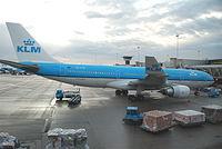 PH-AOB - A332 - KLM