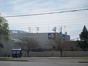 KRNV-DT - KRNV transmitter and facilitates in Reno, NV